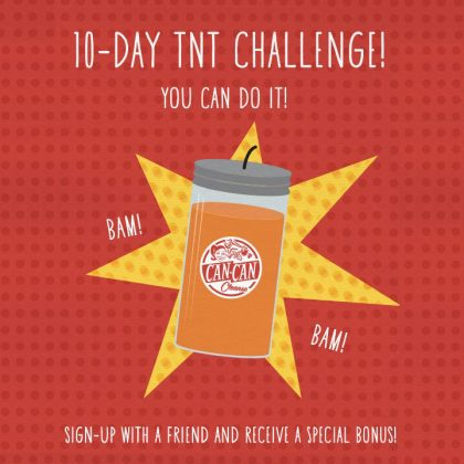 10 day challenge item