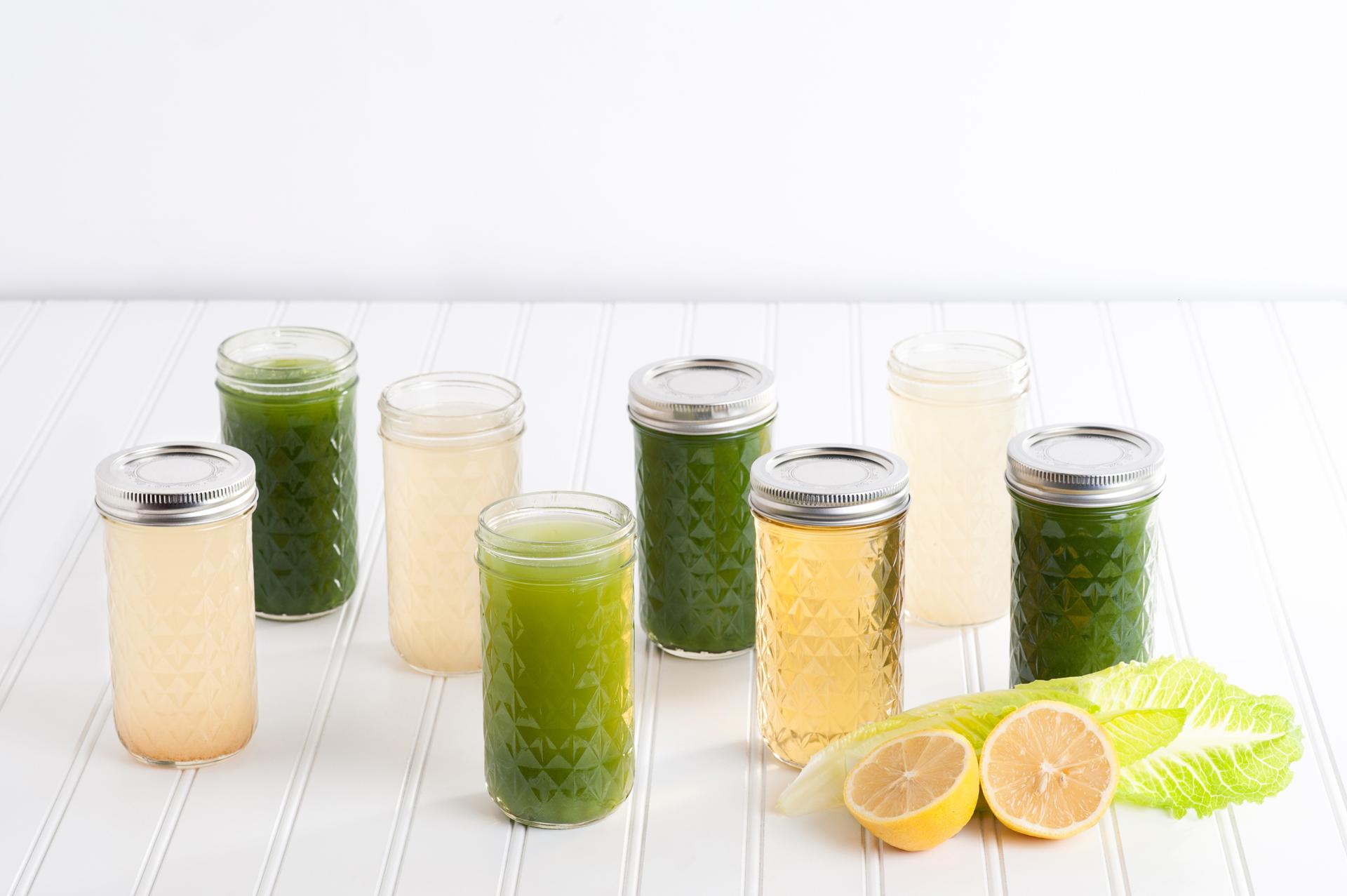 Juice cleanse basics