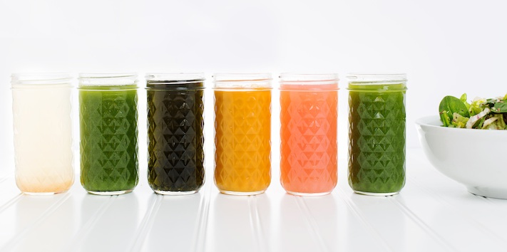 best juice cleanses for weight loss with handmade