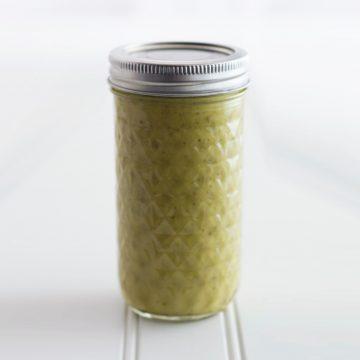 soup zucchini basil